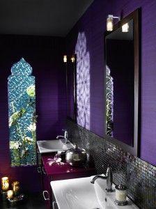 30 Cool Purple Bathroom Design Ideas 2012 Pictures -