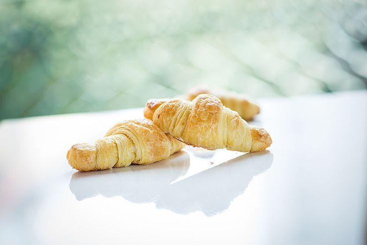 Croissant folhado