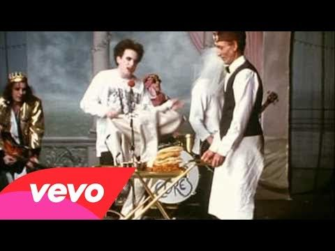 ▶ The Cure - Friday I'm In Love - YouTube