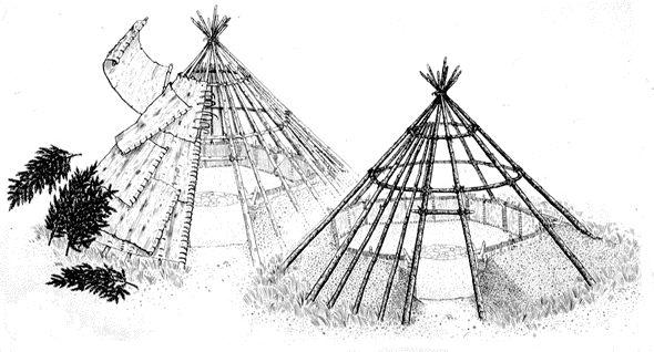 beothuk-conical-wigwam.gif (590×318)
