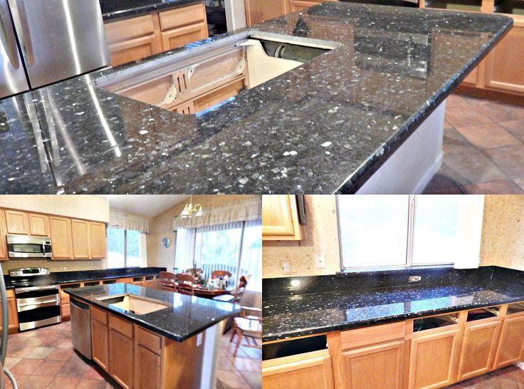 90 Best Kitchen Granite Edge Treatment Images On Pinterest | Granite Edges,  Kitchen Ideas And Kitchen Countertops