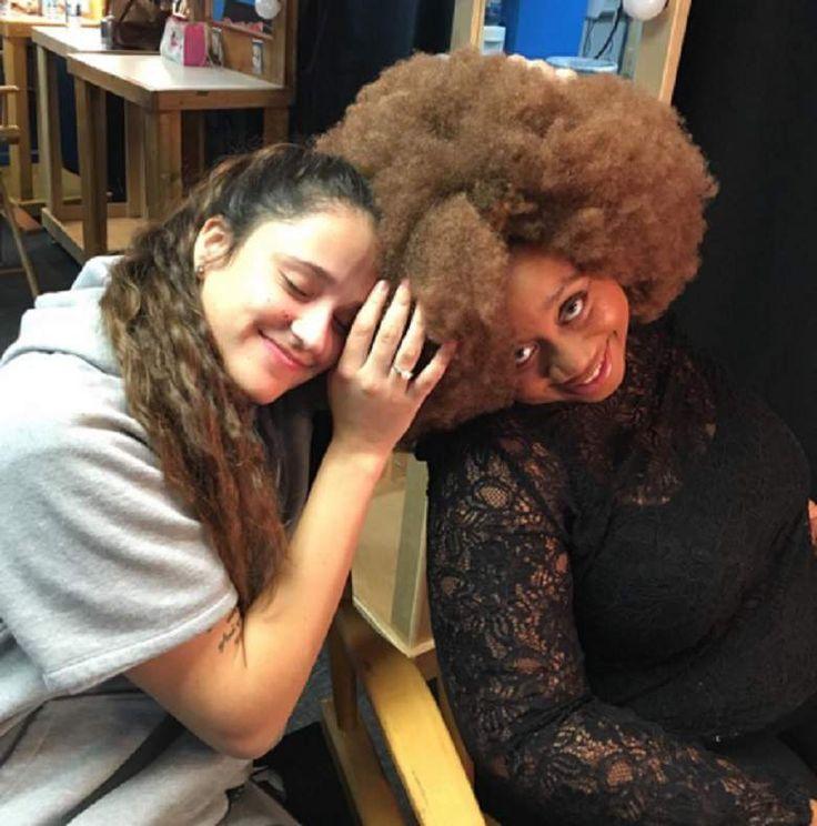 Avalon Young and La'Porsha Renae