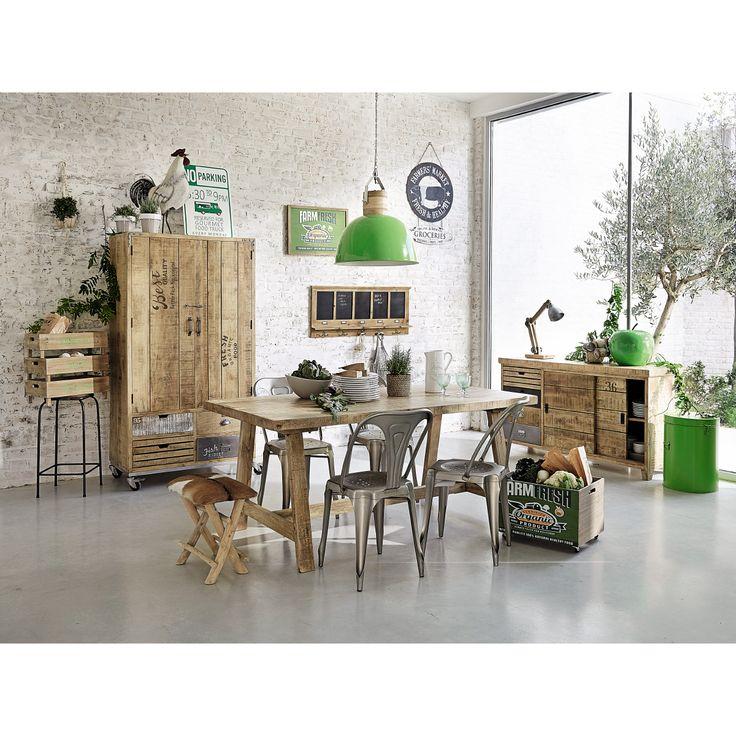 magasin maison du monde catalogue excellent table cuisine maison du monde orleans model. Black Bedroom Furniture Sets. Home Design Ideas