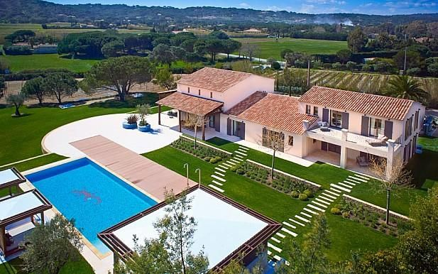 France, Saint Tropez, 12 pax http://pearlconcierge.pl/property/francja-saint-tropez-12-osob/