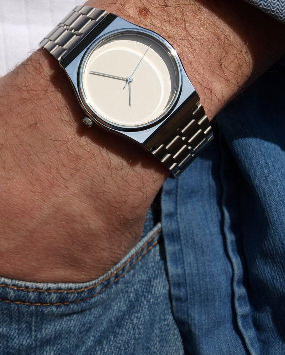 35 best Watch images on Pinterest Watch, Menswear and Product design - wanduhr für küche