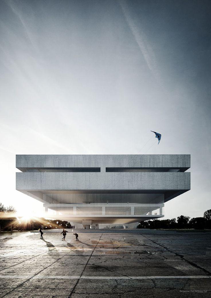 Zentral und Landesbibliothek Berlin/ KohlmayerOberst Architekten
