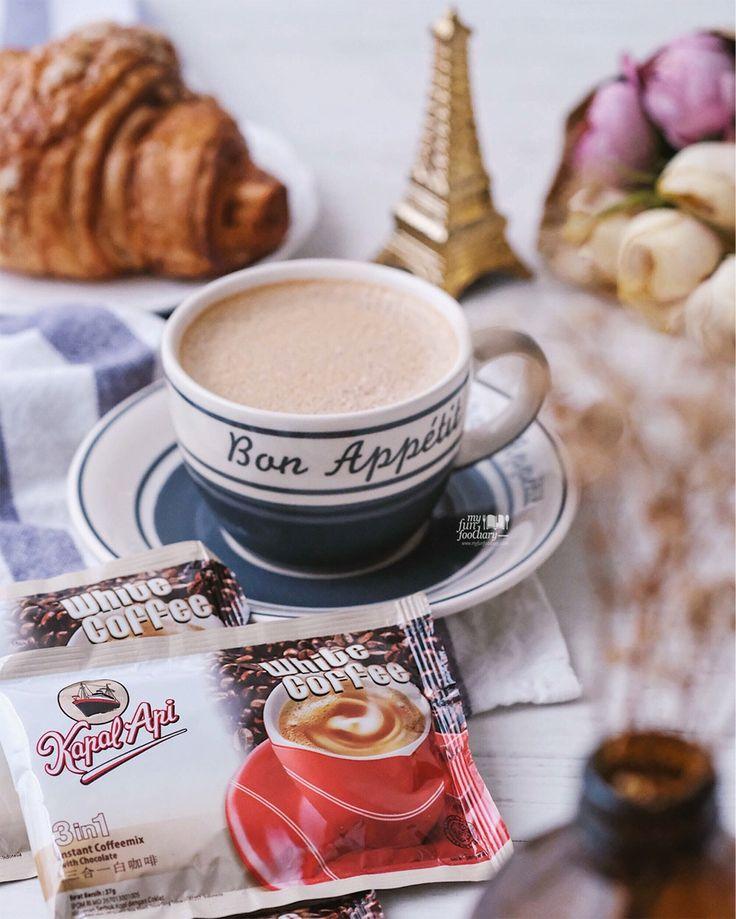 White Coffee Kapal Api - my new addiction by Myfunfoodiary