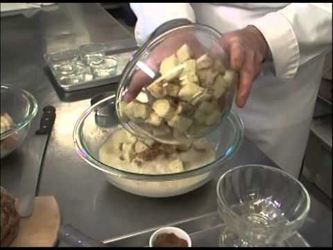 How to Make: Dairy-Free Bread Pudding - Chef Christopher Ennew