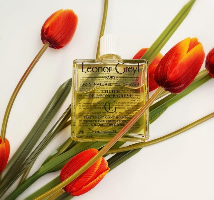 Aceite para antes de lavar el cabello de Leonor Greyl, su aroma a jazmín y sus resultados con increíbles!