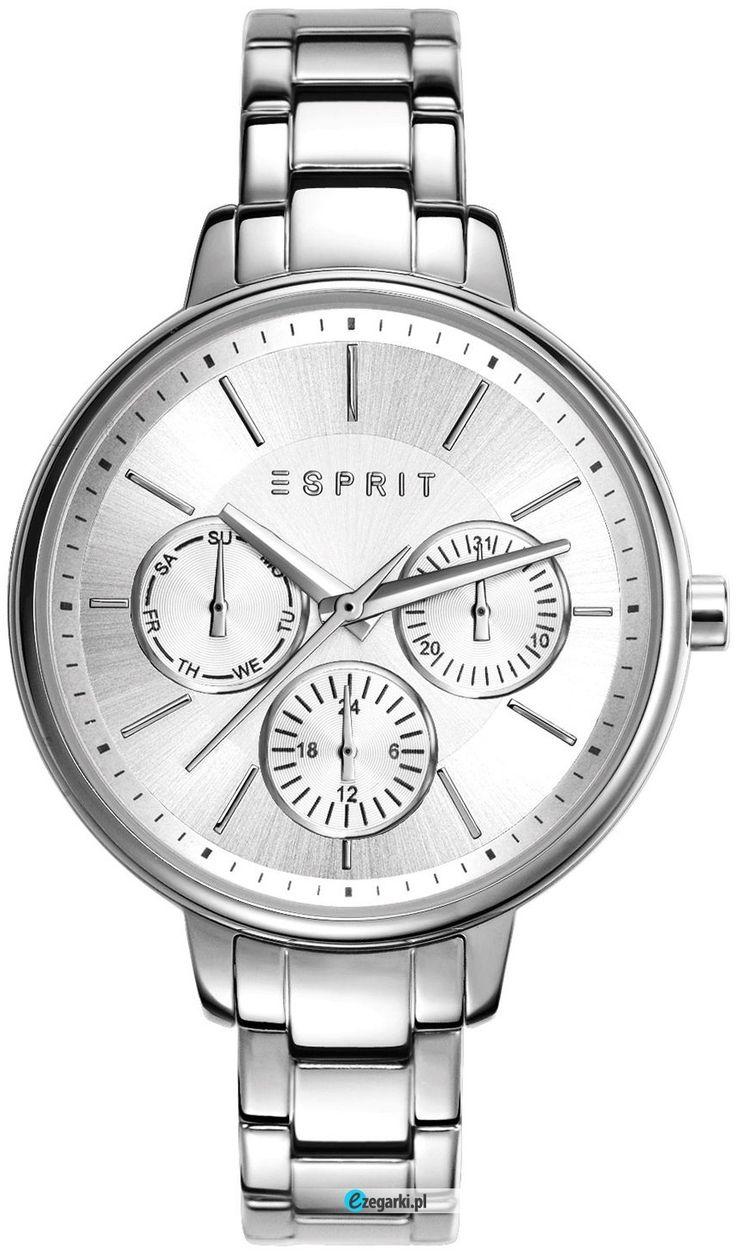Esprit ES108152001 : Na bransolecie : Damskie : Esprit : Zegarki : Sklep internetowy e-zegarki.pl