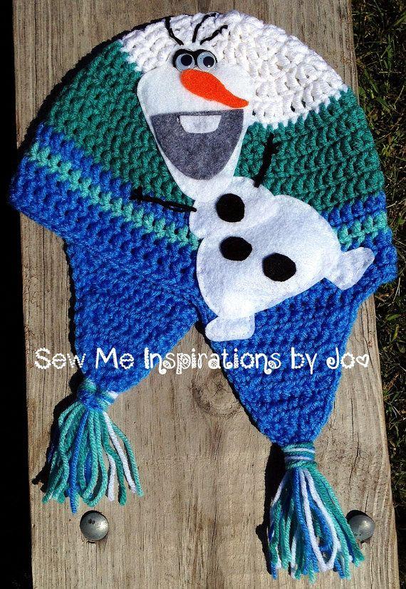 1000+ ideas about Crochet Olaf on Pinterest Frozen ...
