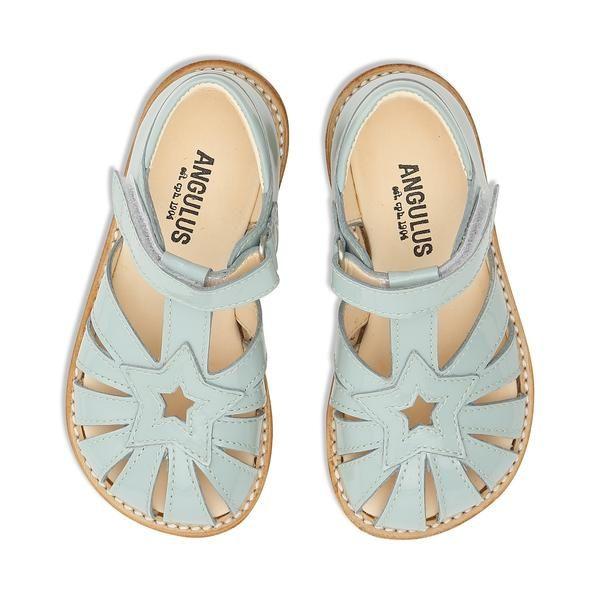 Angulus mint stjerne sandal – Hola Lola #childrensshoes #kids #shoes #holalola_no