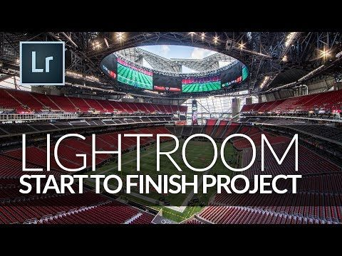 Lightroom Start to Finish Project: Atlanta Falcon's Wide Angle New Stadium Shot    Hi Gang: I got the opportunity to shoot the Atlanta Falcon's new home: Mercedes-Benz Stadium, and I posted the images, behind-the-shots, and the story of teh shoot, and pics from that game that nigh   https://lightroomkillertips.com/lightroom-start-finish-project-atlanta-falcons-wide-angle-new-stadium-shot/