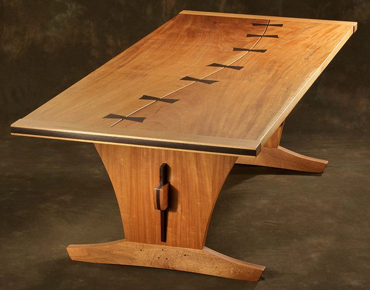 13 best images about custom table ideas on pinterest table legs custom wood and live edge table - Handmade wooden dining tables ...