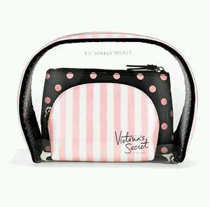 Victoria-039-s-Secret-3-Piece-Beauty-Bag-Set