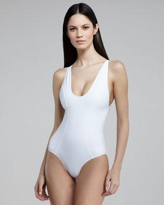 "Lisa Marie Fernandez ""Garance"" suit: Goodman Collection, One Pieces Swimsuits, Photos Shoots, Pictures, Bergdorf Goodman, Onepiec Swimsuits, Photo Shoots"