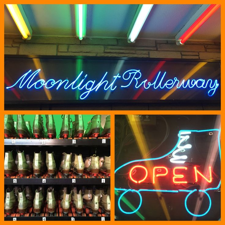 Moonlight Rollerway in Glendale, CA