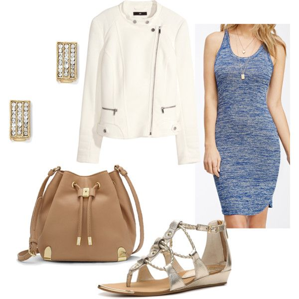 Untitled #196 by serdarsa on Polyvore featuring Love 21, H&M, Isolá, Vince Camuto and Sole Society