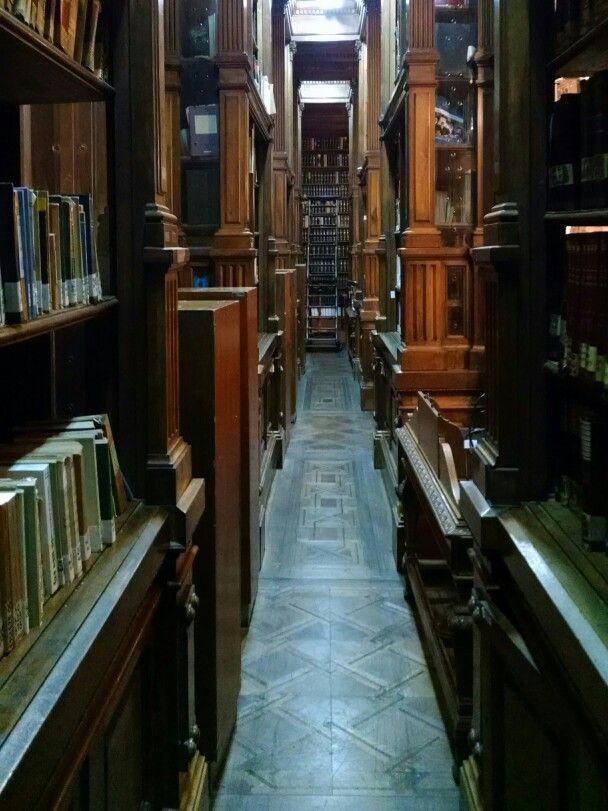 Biblioteca del Congreso. Buenos Aires. Argentina