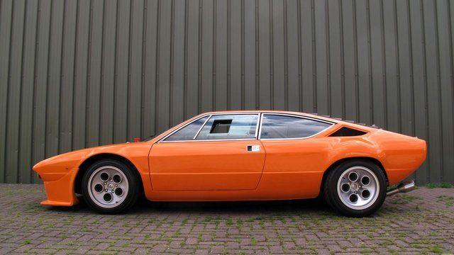 1974 Lamborghini Urraco  - Bob Wallace Rally