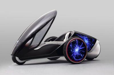Toyota presenta su concepto de automóvil FV2 que puede entender voz y emociones del conductor