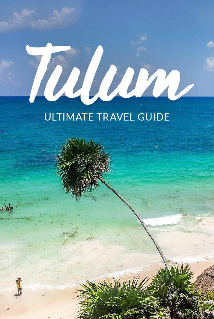 The ultimate Tulum travel guide, with tips on how to save money, best places to stay, things to do in and around Tulum, and so much more.