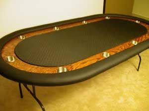 Kenneth P Woodruff's DIY Poker Table Plans