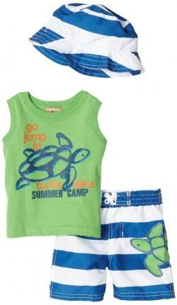 Baby & Toddler Boys' Swimsuits