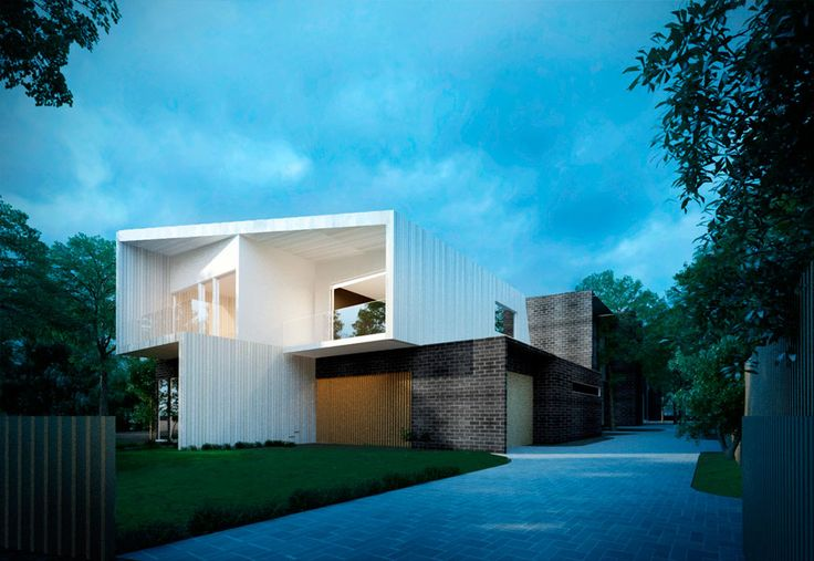 Ashburn Residences - Inarc