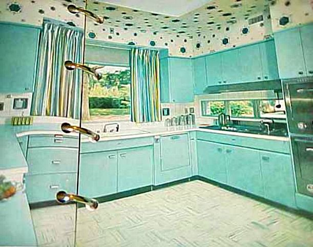 1950s Kitchen Design 25 best the 1950's kitchen images on pinterest | retro kitchens