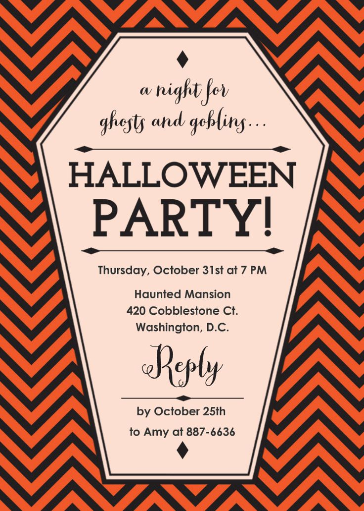 31 best Halloween Party Invitations images by Invitations Unlimited ...
