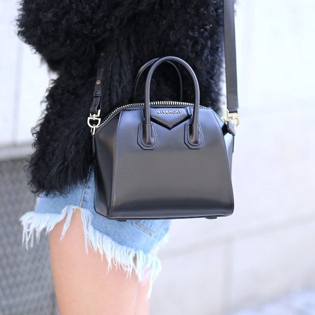 0f5ac63ba742 givenchy antigona mini black - Google Search