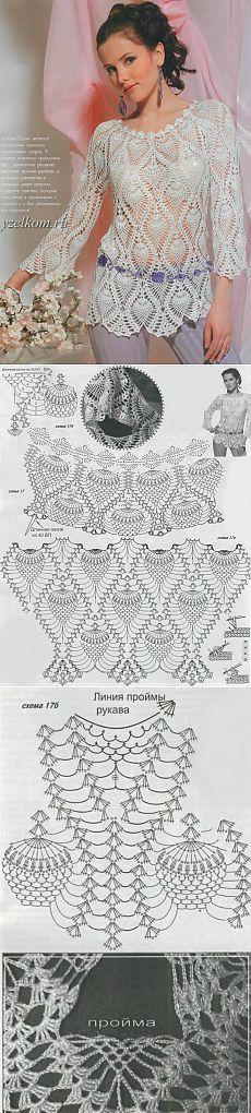 ананасами