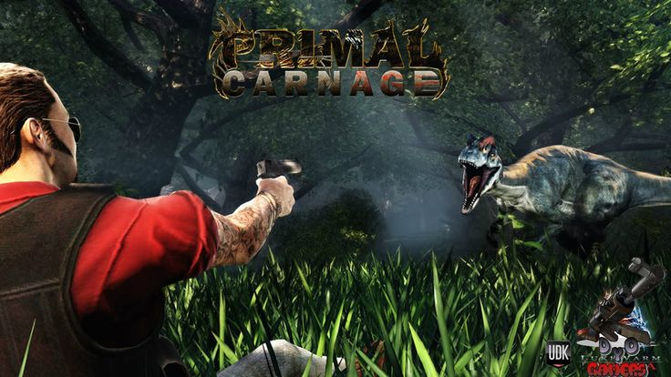 Mira mamá!! Soy un dinosaurio!!! | Primal Carnage | Gameplay en español