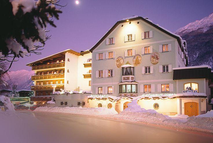 Das hundefreundliche Tiroler Hotel Zum Lamm im Winter