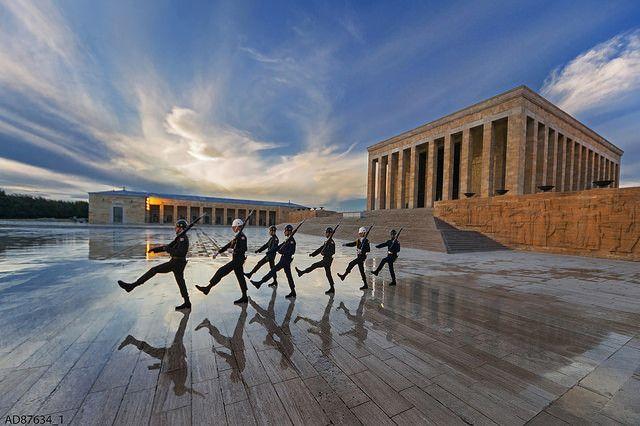 Anıtkabir / Ankara / TURKEY