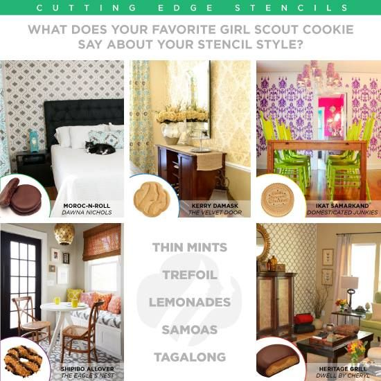 what does your favorite girl scout cookie say about your
