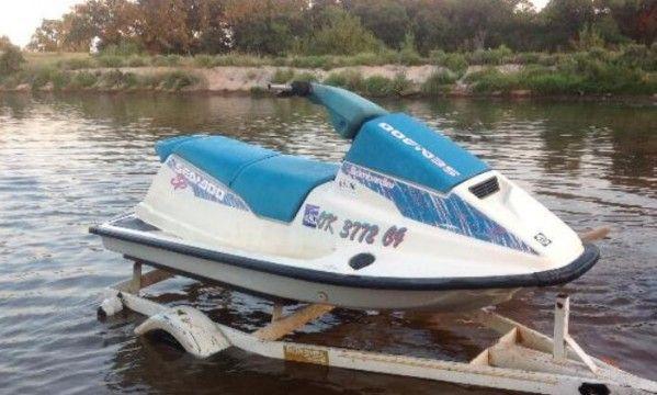1993 Sea Doo Bombardier Personal Watercraft Service Repair Manual Personal Watercraft Repair Manuals Water Crafts