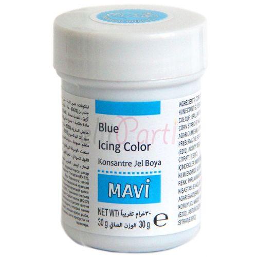 Dr Gusto Jel Gıda Boyası Mavi - 9.90 ₺