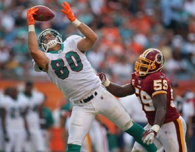 Tight End Anthony Fasano returning to Miami Dolphins, per report