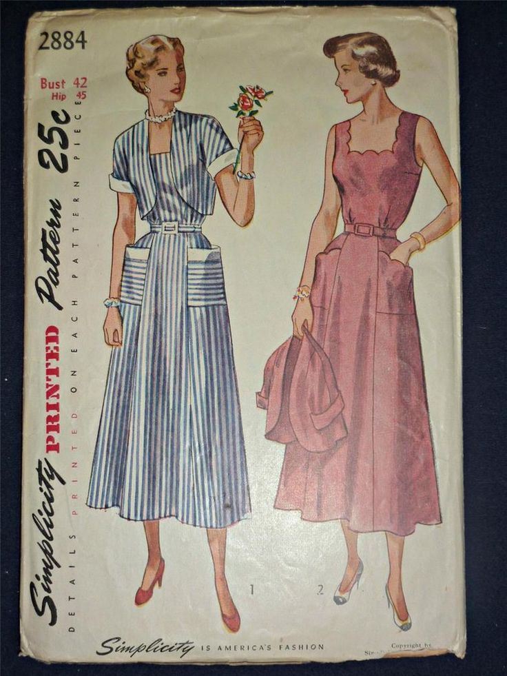 28 best Vintage Sewing Patterns Available For Sale! images on ...