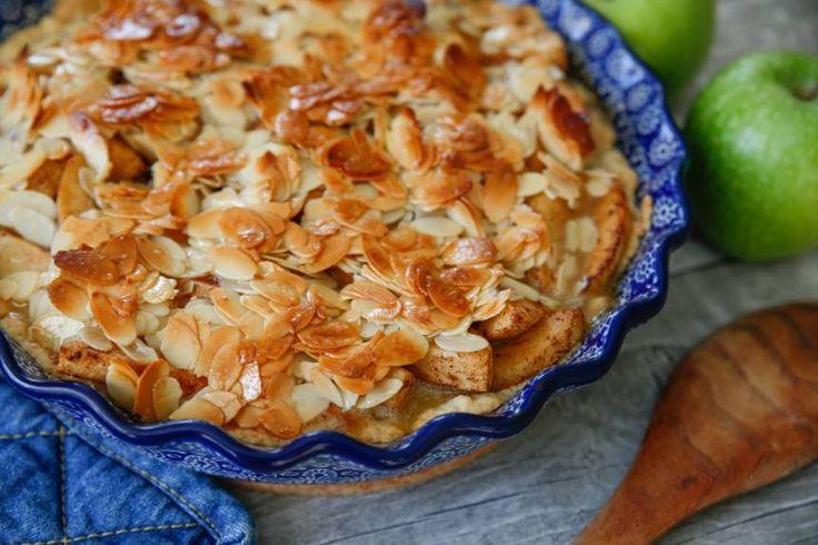 äppelpaj med tosca