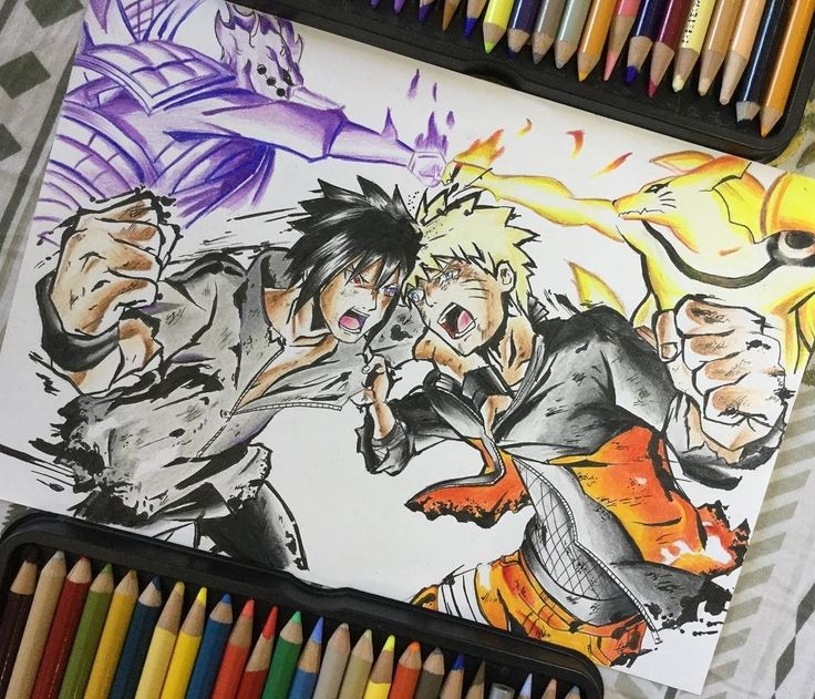 Follow us for more Unique Naruto fan Tshirt and Hoodies link shop in my profile | Credit sid.arts: Naruto vs Sasuke - Final Battle This ll forever be the most badass battle in the entire anime history  So as said I coloured my previous inktober post and Ill be doing more inktober once I get free time  Hope u like it  Ref used - @jhonc7_art…