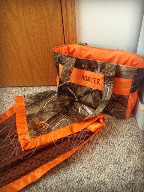 Hey, I found this really awesome Etsy listing at https://www.etsy.com/listing/175188983/hunting-camo-diaper-bag-made-to-order