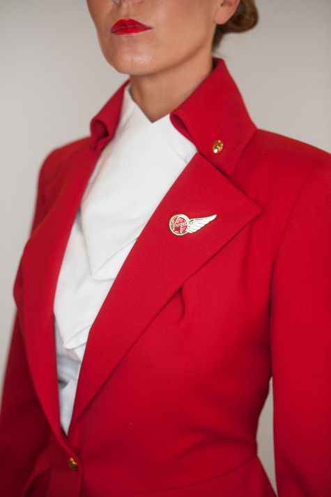 Vivienne Westwood for Virgin Atlantic — Airline uniform