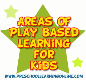 What is play based learning and preschool activities for helping children with their early development. #preschool  #teachkids  #prek   http://www.preschoollearningonline.com/preschool-articles/early-childhood-development-areas-learning.html