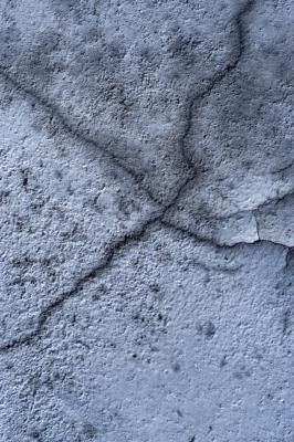 How To Repair Level Out A Cracked Settled Concrete Garage