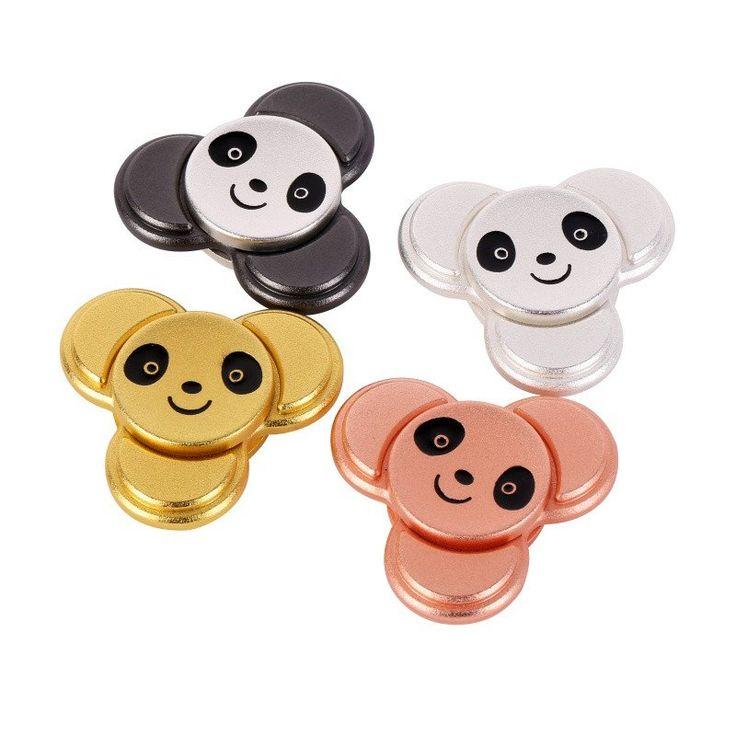 Panda anxiety animal Fidget EDC spinner