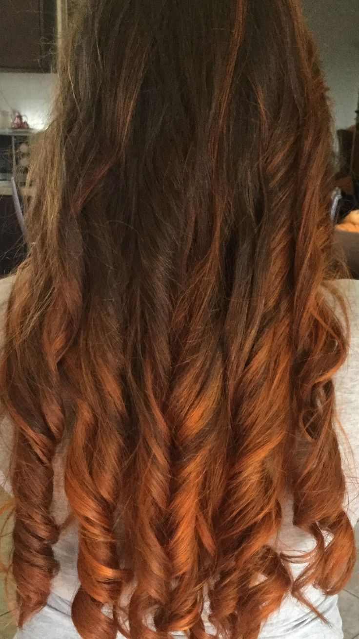 Hombre ginger hair