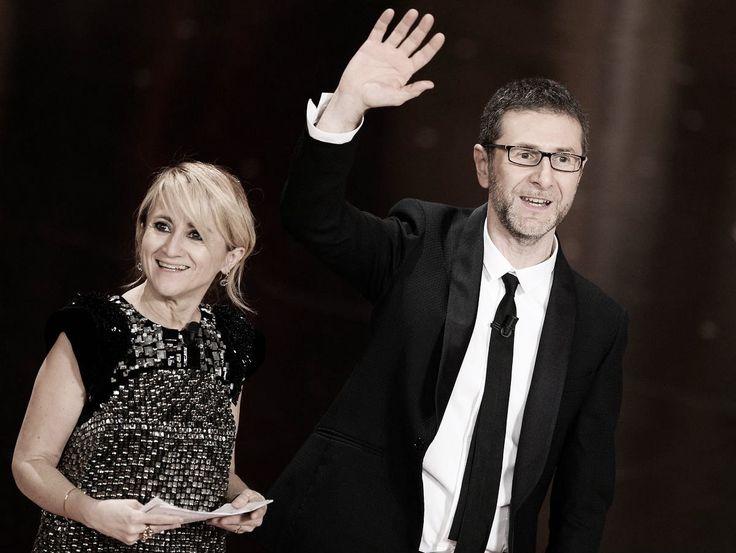 """""""Pompe funebri a Sanremo"""": Selvaggia Lucarelli affonda il Festival  http://tuttacronaca.wordpress.com/2014/02/21/pompe-funebri-a-sanremo-selvaggia-lucarelli-affonda-il-festival/"""